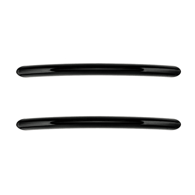Maniglia per mobile in zama lucido BLISTER interasse 128 mm