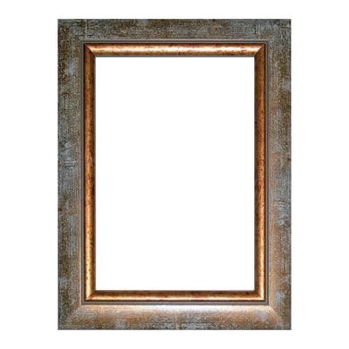 Cornice INSPIRE Boston avorio per foto da 50x70 cm
