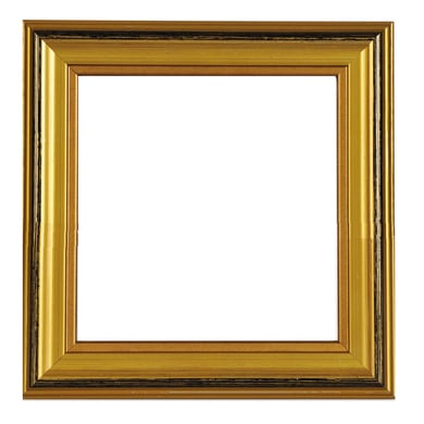 Cornice INSPIRE Loira oro per foto da 30X30 cm
