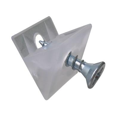 Giunzione in ferro zincato
