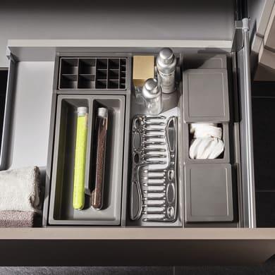 Separatore cassetto modulare Organizer per cassetti L 35 x P 35 x H 35 cm