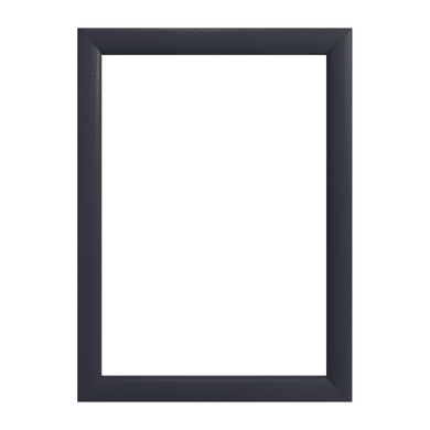 Cornice INSPIRE Pulp nero per foto da 29.7x42 cm