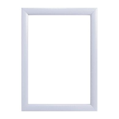 Cornice INSPIRE Bomber bianco per foto da 60x80 cm