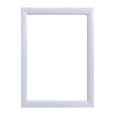 Cornice INSPIRE Bomber bianco per foto da 70X100 cm