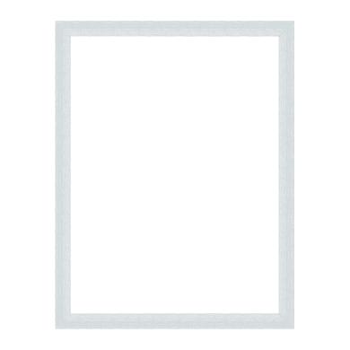Cornice puzzle 1500 pezzi bianco per foto da 60.4x84.4 cm