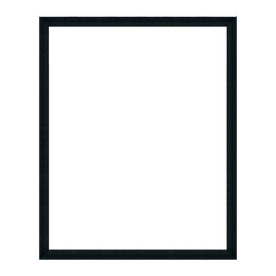 Cornice puzzle 2000 pezzi nero per foto da 75.4x98.4 cm