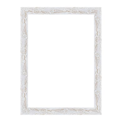 Cornice INSPIRE Gaia bianco per foto da 50X70 cm