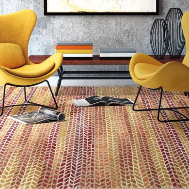 Tappeto Four seasons , arancione, 160x220 cm