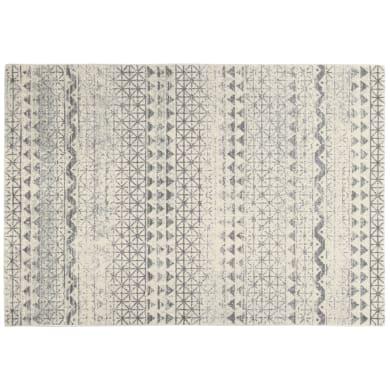 Tappeto Eileen pattern , beige, 200x300 cm