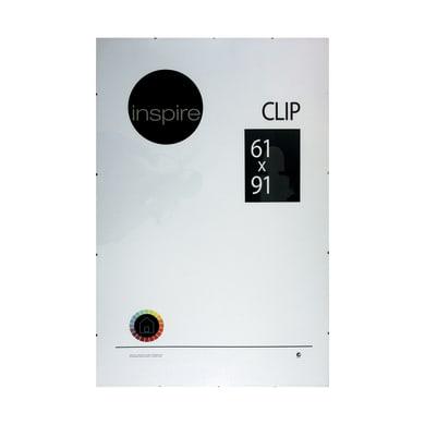 Cornice a giorno INSPIRE Clip per foto da 61x91 cm