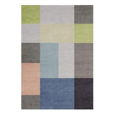 Tappeto Soave soft square , multicolor, 160x230 cm