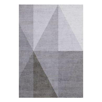 Tappeto Soave soft Abstract , grigio, 160x230 cm