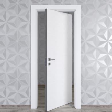 Porta rototraslante Hunk Cemento calce L 80 x H 210 cm destra