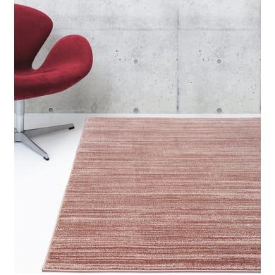Tappeto Soave Soft plain , rosa, 120x170