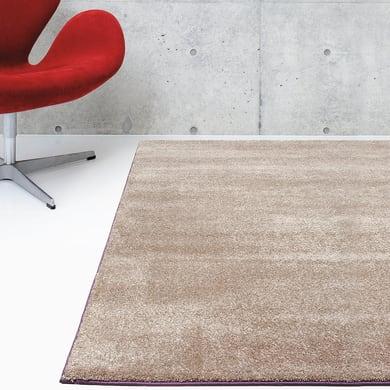 Tappeto Soave Soft plain , beige, 160x230 cm