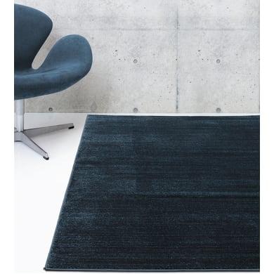 Tappeto Soave Soft plain , blu, 160x230 cm