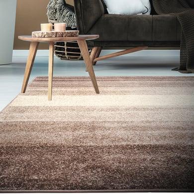 Tappeto Soave Soft Stripe , multicolor, 160x230 cm
