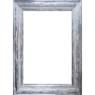 Cornice INSPIRE Louise argento per foto da 70x100 cm