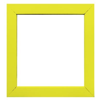 Cornice INSPIRE Easy giallo per foto da 14x14 cm