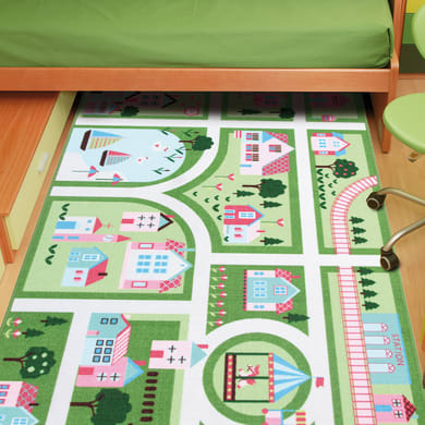 Tappeto Play Rug Bimba , multicolor, 100x120 cm