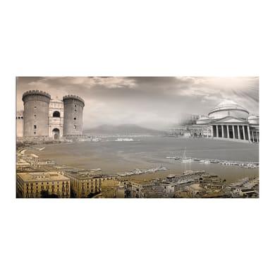 Quadro su tela Napoli 30x60 cm