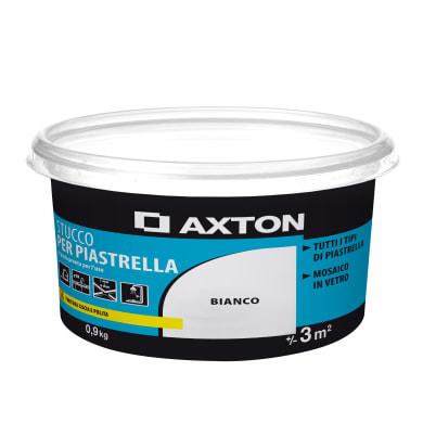 Stucco in pasta AXTON 0.9 kg grigio