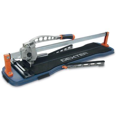 Tagliapiastrelle manuale DEXTER , lunghezza max taglio 730 mm