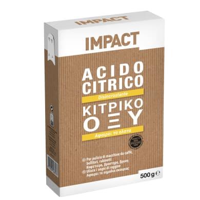 Powder maintenance product IMPACT 0,500kg