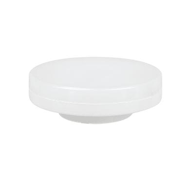Lampadina LED, GX53, Specifico, Smerigliato, Luce naturale, 5.7W=600LM (equiv 48 W), 110° , LEXMAN
