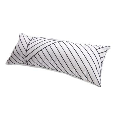 Cuscino INSPIRE Alecto nero 70x70 cm