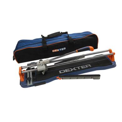 Tagliapiastrelle manuale DEXTER , lunghezza max taglio 600 mm
