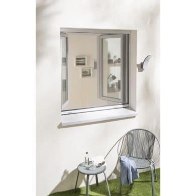Zanzariera avvolgibile ARTENS L 100 x H 160 cm bianco