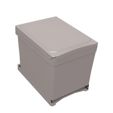 Pattumiera interno mobile 6516GS1LM automatico grigio 36 L
