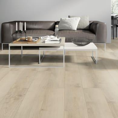 Pavimento laminato Ivory Oak Sp 8 mm beige