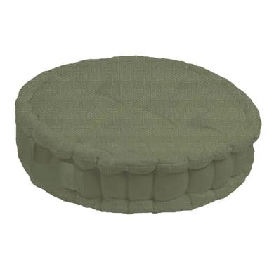 Cuscino da pavimento INSPIRE Ibiza grigio 45x45 cm