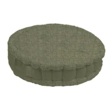 Cuscino da pavimento INSPIRE Ios verde 45x45 cm