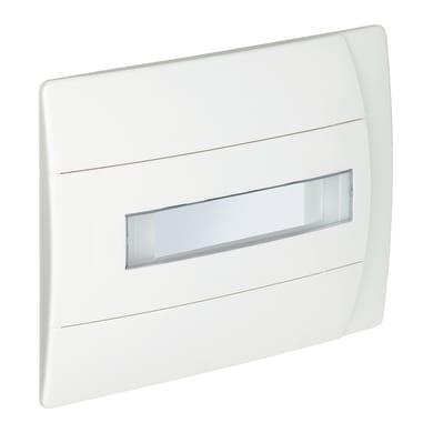Sportello per quadro elettrico BTICINO E215 12 moduli bianco