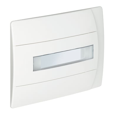 Sportello per quadro elettrico LEGRAND E215 8 moduli bianco