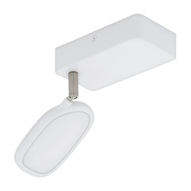 Faretto singolo PALOMBARE-C bianco, in metallo, LED integrato 5W 600 LmLM IP20 EGLO