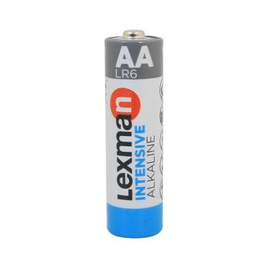 Pila alcalina LR6 AA LEXMAN 844995 8 batterie