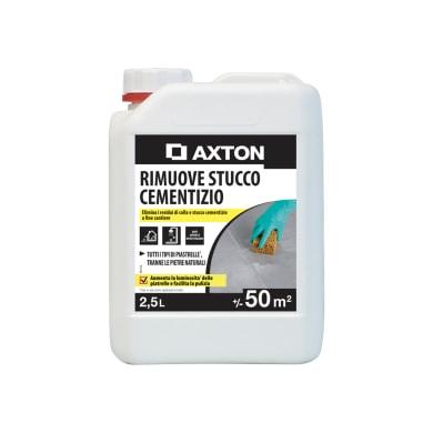 Detergente Rimuove Stucco cementizio AXTON 2500 ml