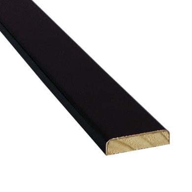 Piattina laccato abete 2.4 m x 20 mm, Sp 5 mm