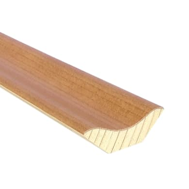 Angolare in  marrone rossiccio L 2.5 m x H 36 x Sp 12 mm
