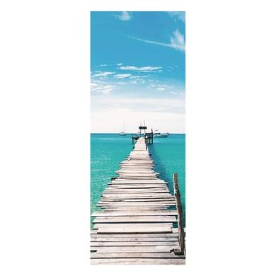 Termosifone elettrico radiante DECOWATT ponte caraibi 500 W
