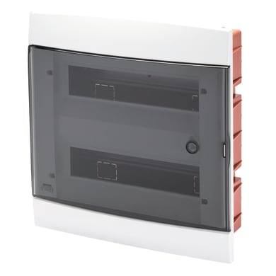 Centralino a incasso 24 moduli IP40 GEWISS bianco