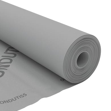Membrana impermeabilizzante ONDULINE Ondutiss vapcontrol 120 120 g/m³ 1.5 x 10 m nero