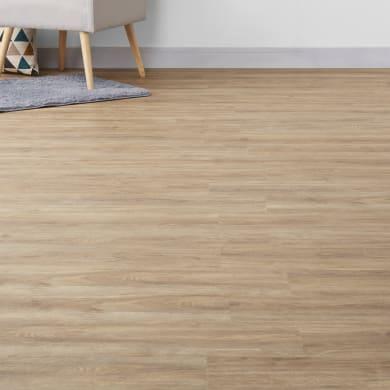 Pavimento PVC flottante clic+ Bacan Sp 5 mm giallo / dorato