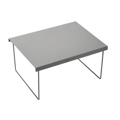 Vaschetta L 32 x P 32 x H 32 cm grigio