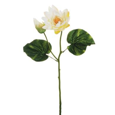 Fiore artificiale di Loto H 82 cm