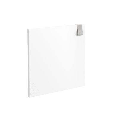 Porta Kub SPACEO L 32.2 x H 32.2 cm Sp 16 mm bianco